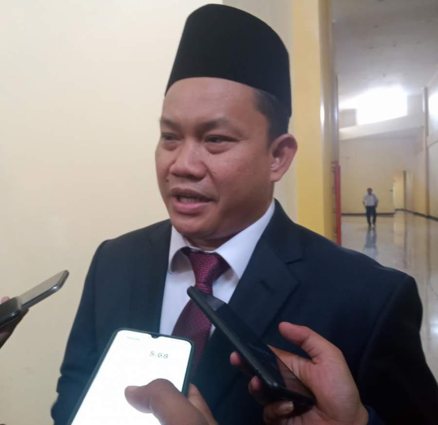 Komisi III DPRD Kota Serang TB Ridwan Akhmad