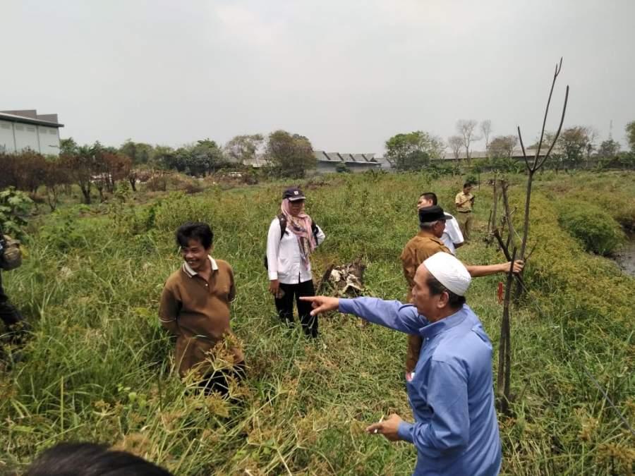 Sikapi Laporan Warga, Dinas Pekerjaan Umum Banten Sidak Situ Cilongok