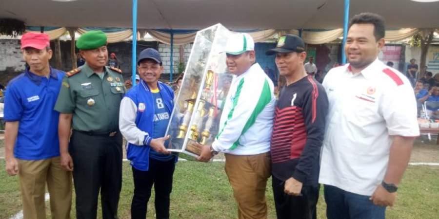 Kecamatan Cipondoh Raih Juara Umum Porkot VI Tahun 2018