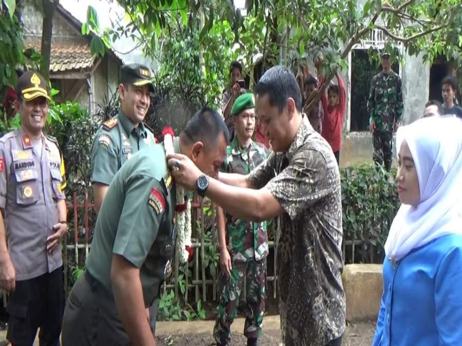 Kunjungan Kerja Tim Wasev Ke Lokasi TMMD 104 Kodim Pandeglang