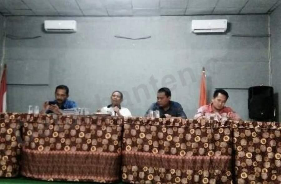 KPU Lebak Batasi Dana Kampanye Maksimal Rp28 Miliar