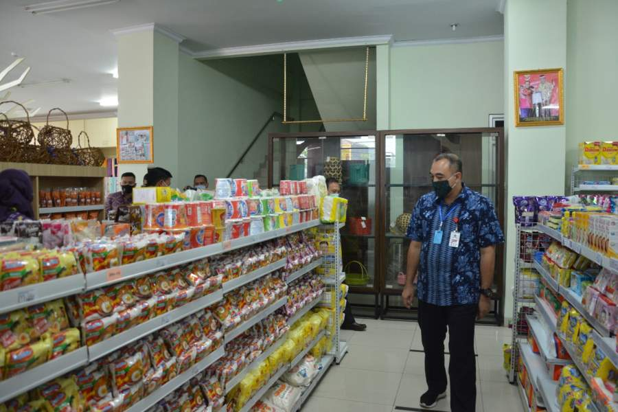 Zaki Lakukan Simulasi Restoran, Warung Kecil dan Minimarket