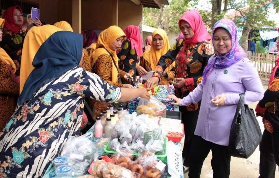 PKK Kabupaten Tangerang Gelar Bina Wilayah
