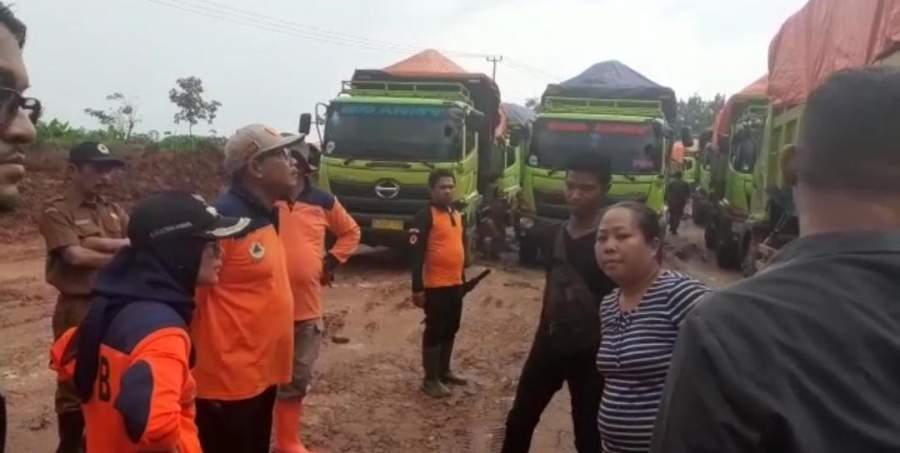 Ormas BPPKB Banten Minta Bupati Lebak Tutup Galian Tanah Di Maja