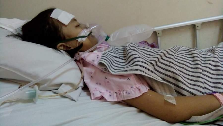 Gadis Penderita Lupus Asal Lebak, Butuh Sentuhan Donatur