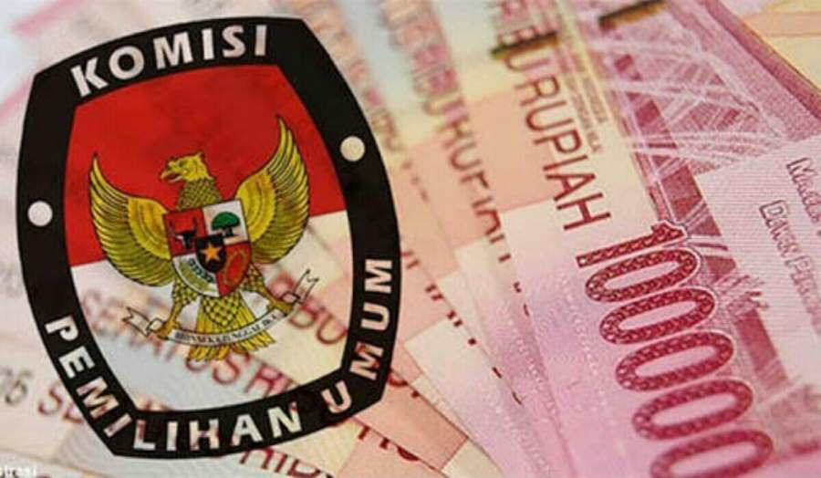 Pihak KPU Lebak Akui Terima Barang Kiriman Dari Bank BJB Sebesar 150 Juta