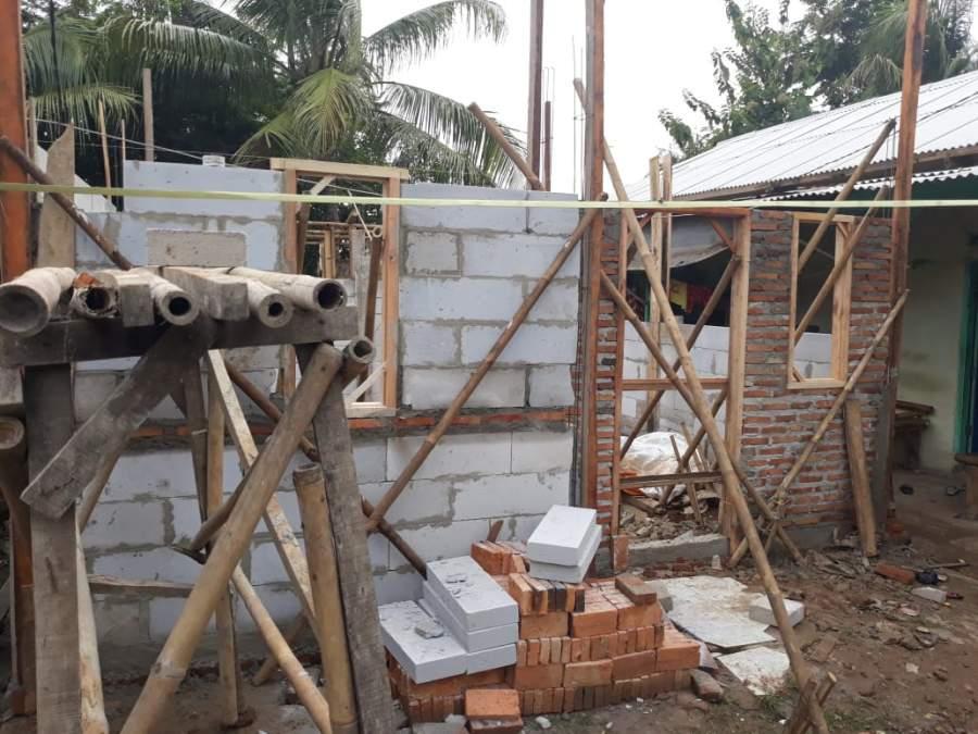 Realisasikan Program Unggulan, 1000 Unit Rumah Tidak Layak Dibangun