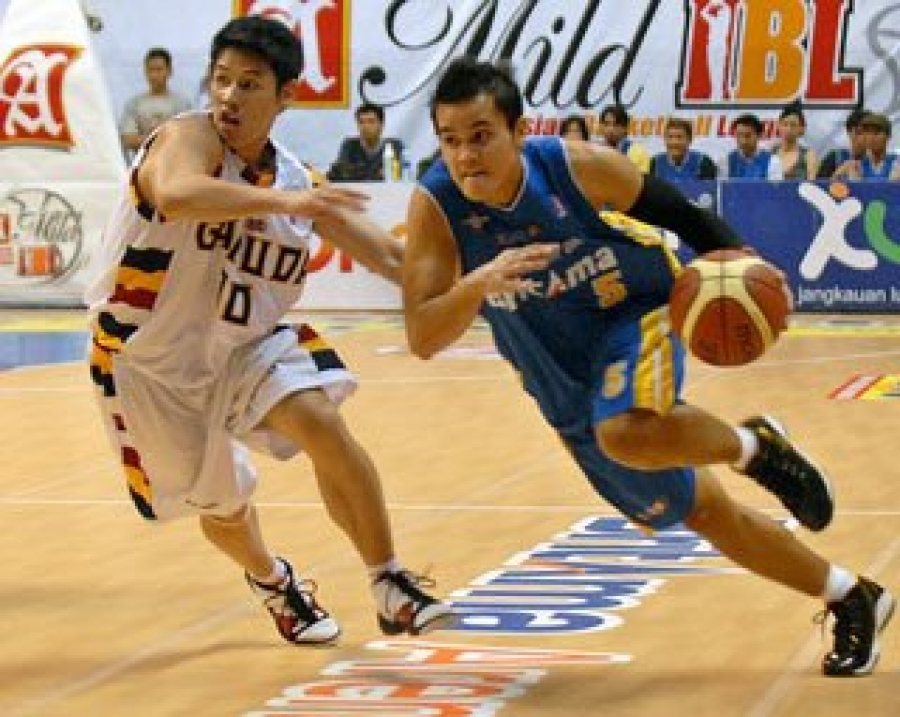 Detak Banten Banten Tuan Rumah Kejurnas Bola Basket Ku  Tahun