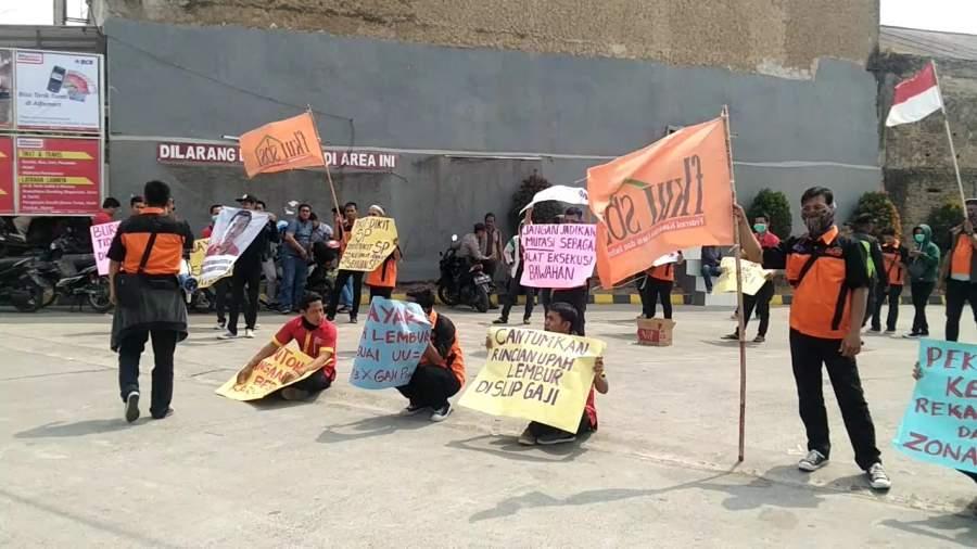 3 Kali di Demo, Karyawan Toko Sebut Alfamart Dzolim