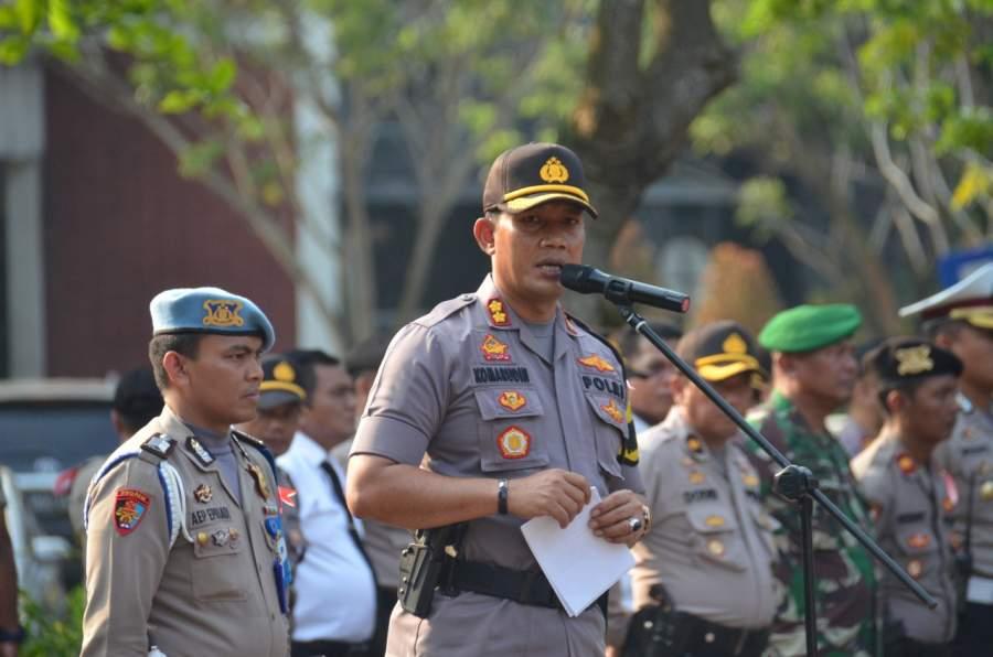 3000 Personol Amankan Pilkades Serentak