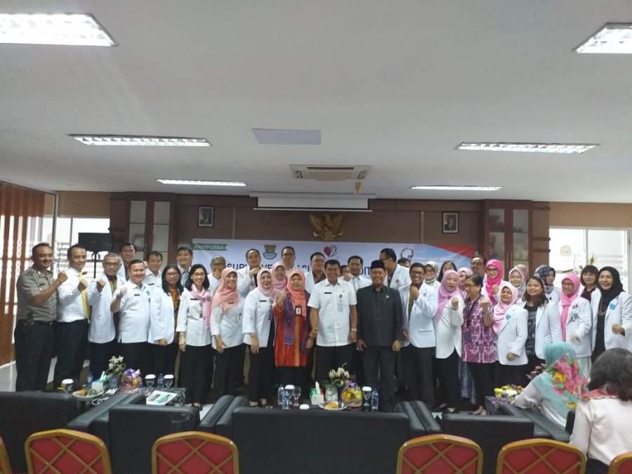 Tim Survei Komisi Akreditasi Kunjungi RSUD Balaraja