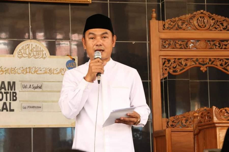 Mad Romli Ajak Warga Kemeri Sukseskan MTQ Tingkat Kabupaten Tangerang