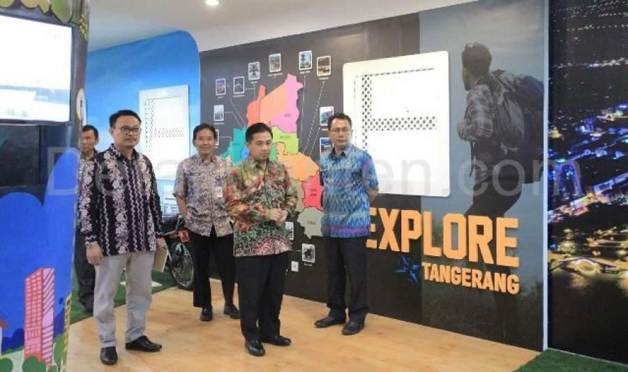 Banjarmasin dan Pati Belajar ke Kota Tangerang