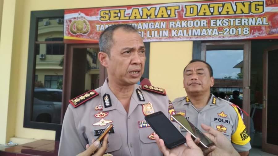 Wakapolda Banten : Perayaan Natal dan Tahun Baru Fokus 3 Hal