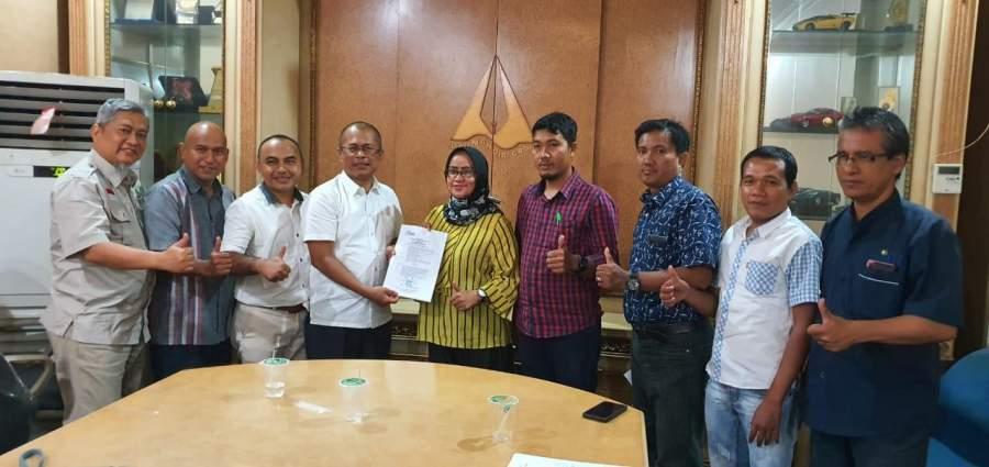 Sah, Susunan Pengurus SMSI Riau 2020-2025