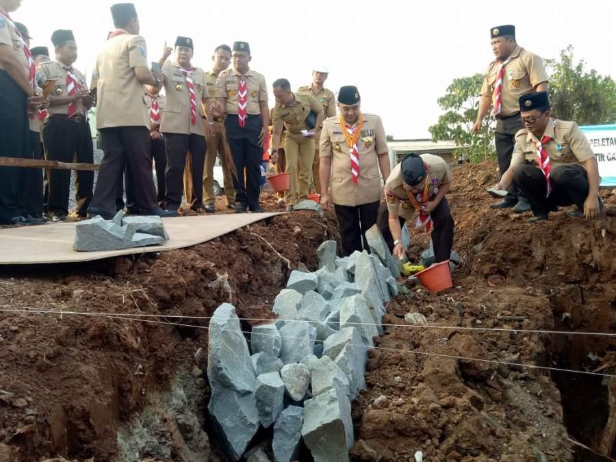 Pemkab Tangerang Segera Bangun GSG Kwarcab Pramuka
