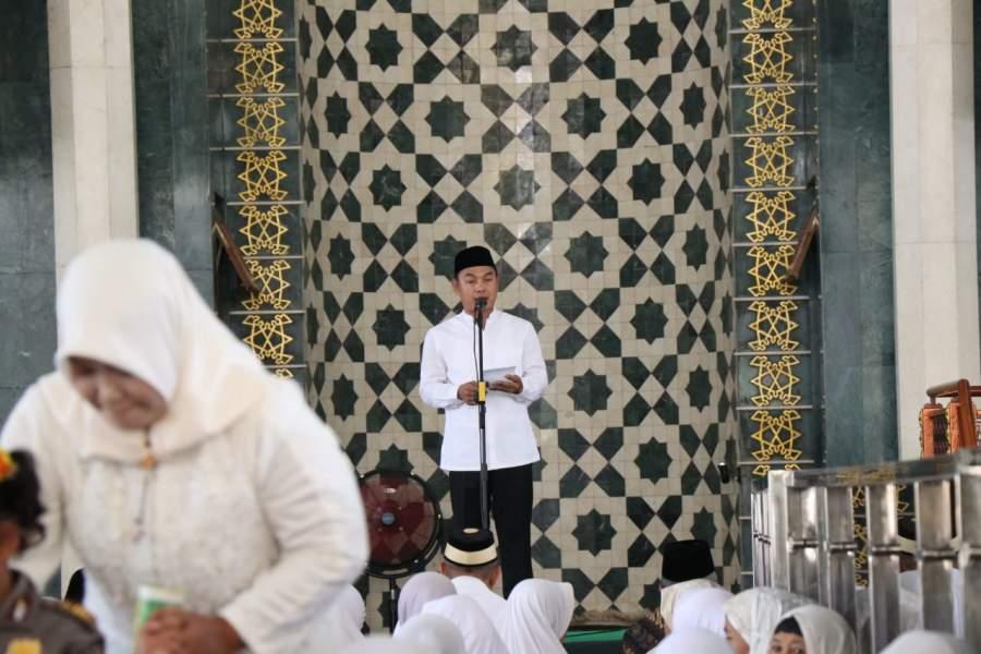 Mad Romli Gelar Pengajian Ulama Dan Umaro Banten