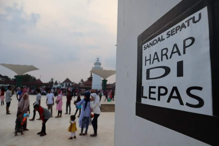 Ini Penjelasan Parkir Liar di Kesultanan Banten