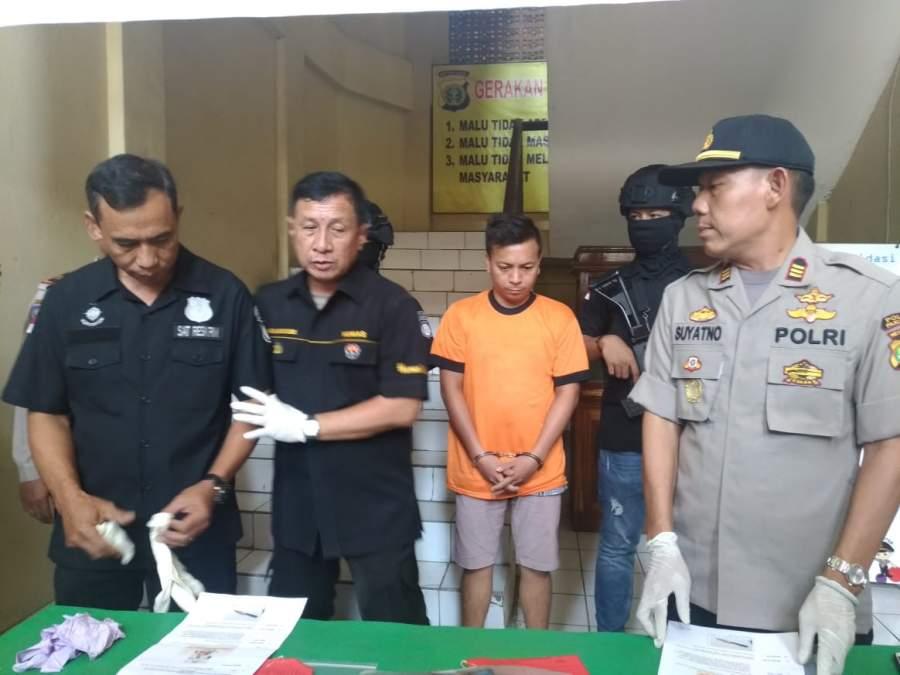 Pelaku Pembunuhan Siswa BP2IP Ditangkap Polisi