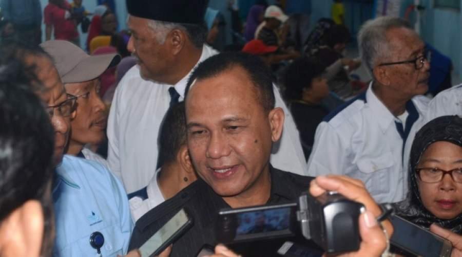 PDAM TKR Telah Suplai Air Bersih 1,5 juta Liter Untuk Masyarakat Korban Kekeringan