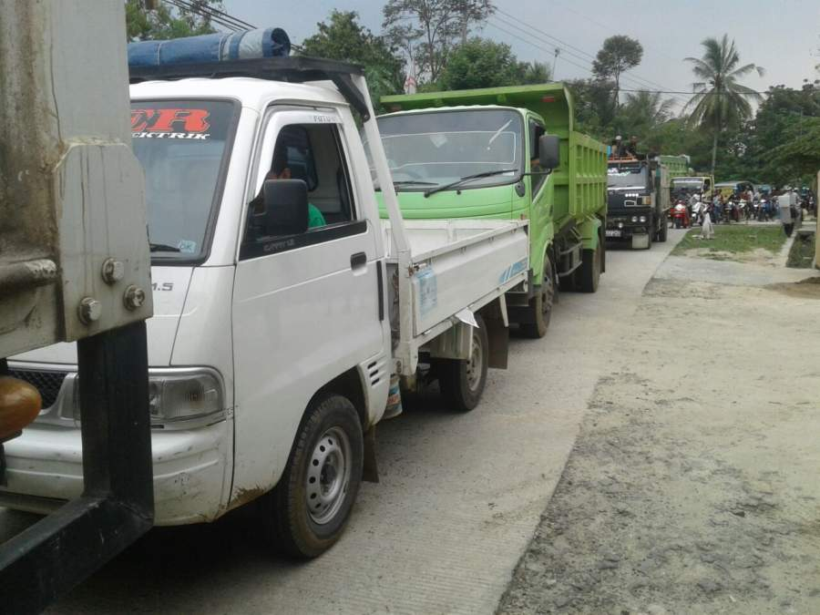 Jalan Amblas, Hindari Jalan Raya Gunung Kencana