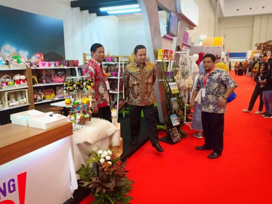 Pemerintah Kota Tangerang Ikut Meramaikan Trade Expo Indonesia 2019