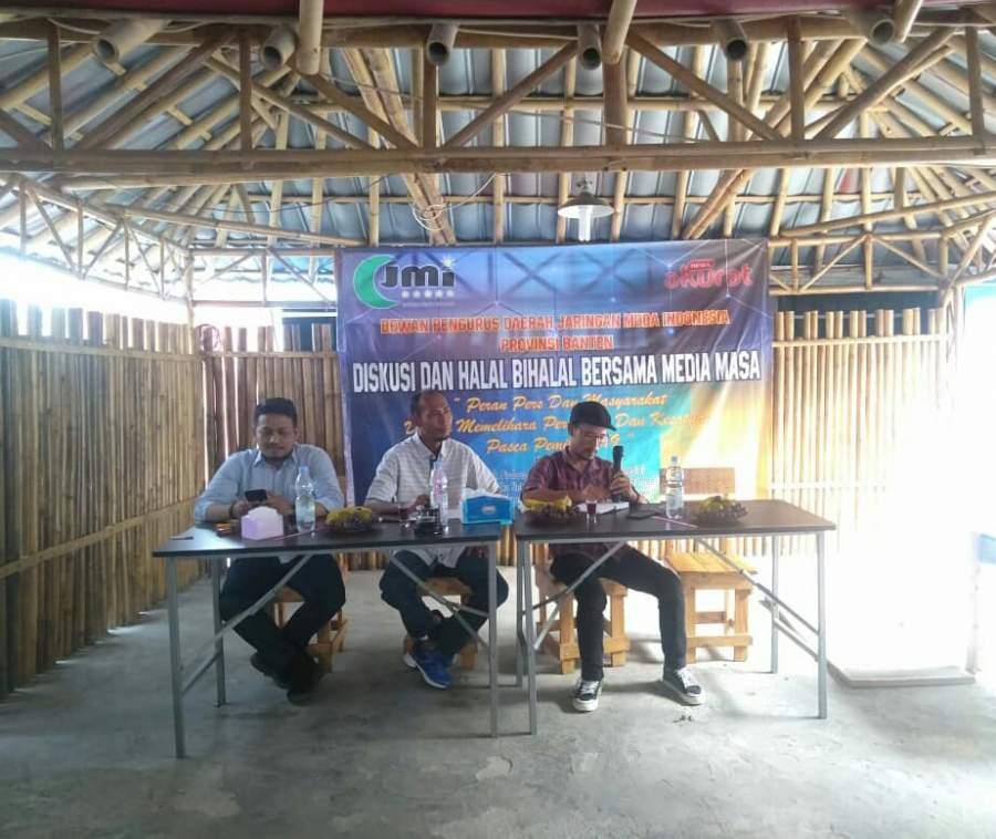 Pers Di Banten Harus Indepeden, Jangan Jadi Kompor