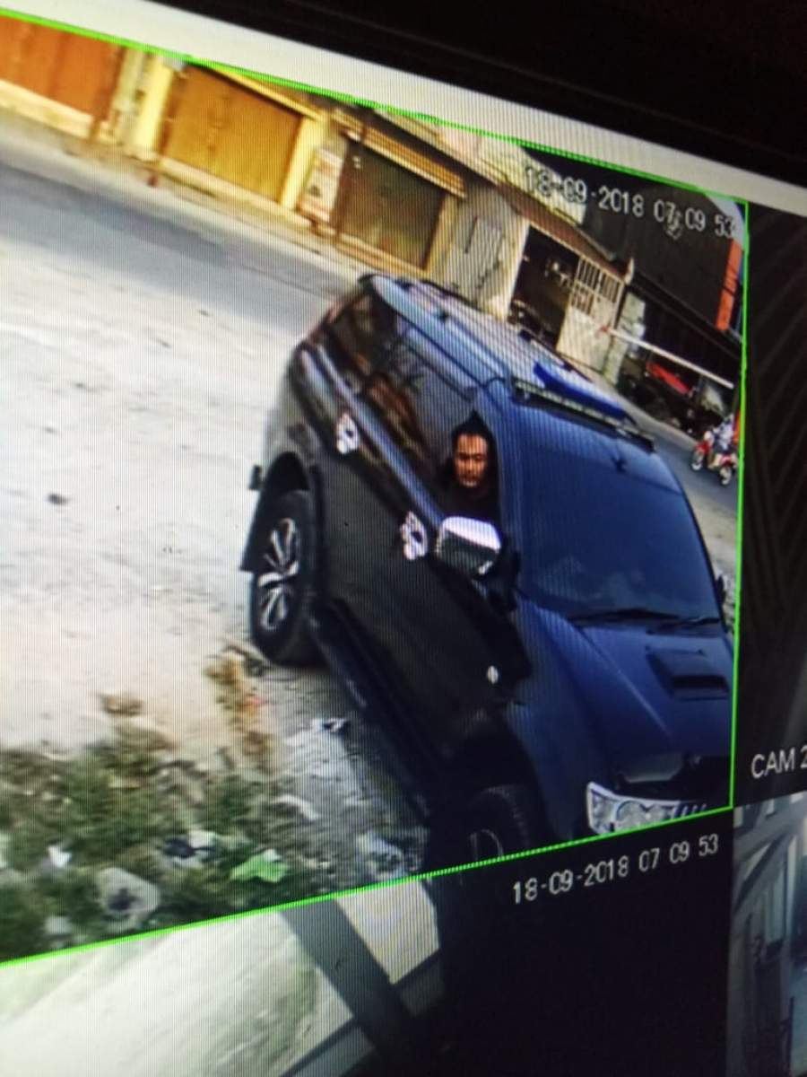 Pelaku Pencurian Kotak Amal di Warung Makan Beda Rasa Pasar Kemis Terekam CCTV