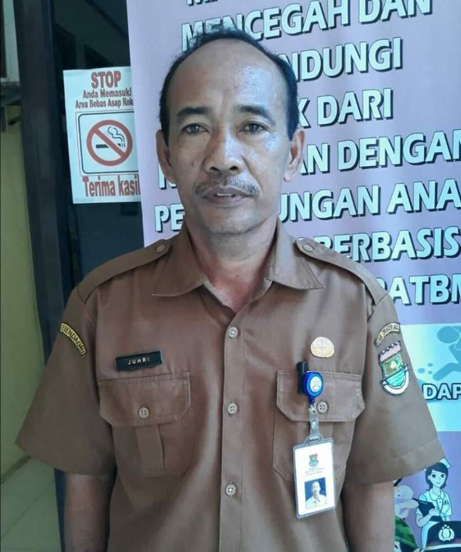 Juhri Kabid Bangdes pada Dinas Pemberdayaan Masyarakat dan Pemerintahan Desa ( DPMPPD) Kabupaten Tangerang.