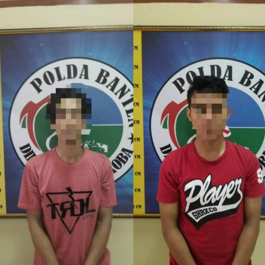 Dit Narkoba Polda Banten Bekuk 2 Pelaku Penyalahgunaan Narkoba