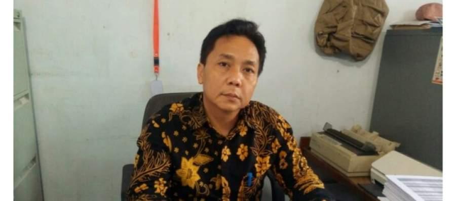 Ketua KPU Cilegon Irfan Alfi
