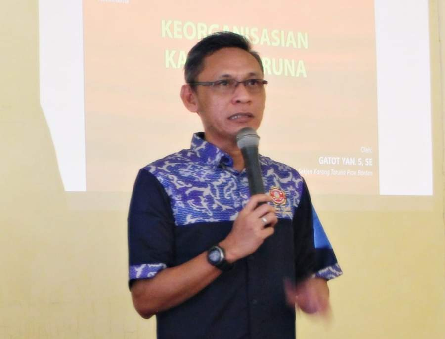 Pemprov Banten Belum Punya Perda Pekerja Sosial