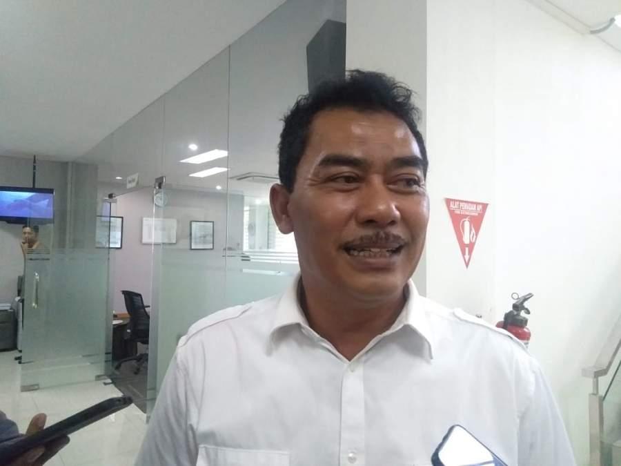 Kepala BPJS ketenagakerjaan Cabang Serang Mualif