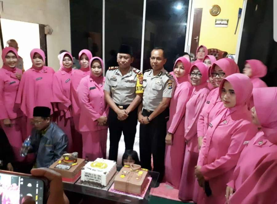 Mantan Kanit Paminal Polresta Tangerang, Resmi Jabat Wakapolsek Cisoka