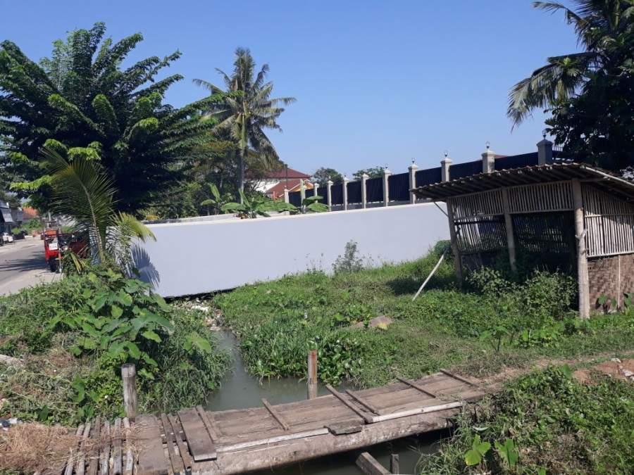 Bangunan Liar di Bantaran Sungai Dikeluhkan Warga