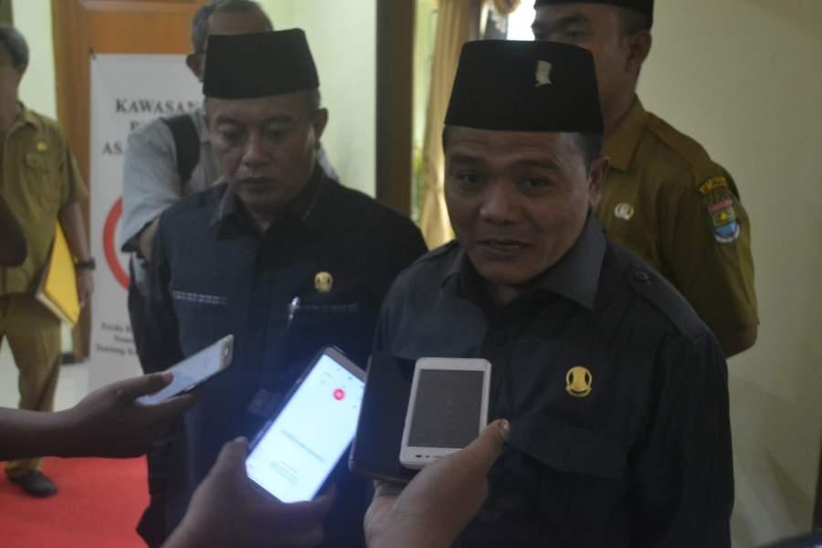Setwan Rekomendasikan Empat Pimpinan DPRD Kabupaten Tangerang