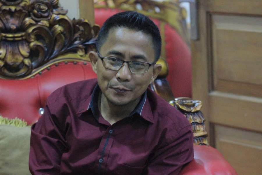 Ketua DPRD Kota Tangerang, Gatot Wibowo.