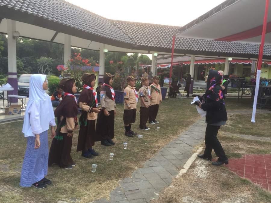 Kabupaten Tangerang Tuan Rumah HUT Pramuka Tingkat Provinsi