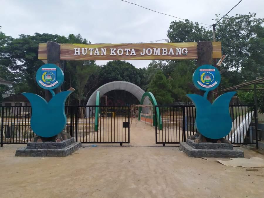 Taman Hutan Kota Jombang, Destinasi Wisata Baru di Tangsel