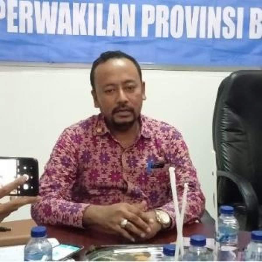 Dedy Irsan, Kepala Perwakilan Ombudsman RI Provinsi Banten (net)