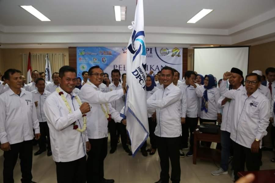 77 Anggota DPC HIPPI Kota Serang Resmi Dilantik