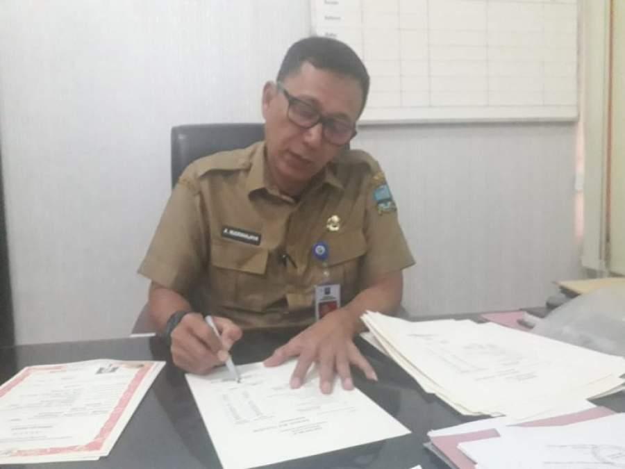 Kepala Dinas Pendidikan dan Kebudayaan (Dindikbud) Kabupaten Serang, Asep Nugraha
