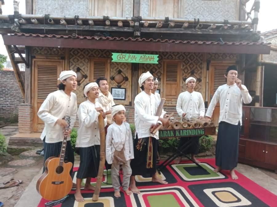 Musik Tradisional Barak Karinding Angkat Potensi Seni Daerah