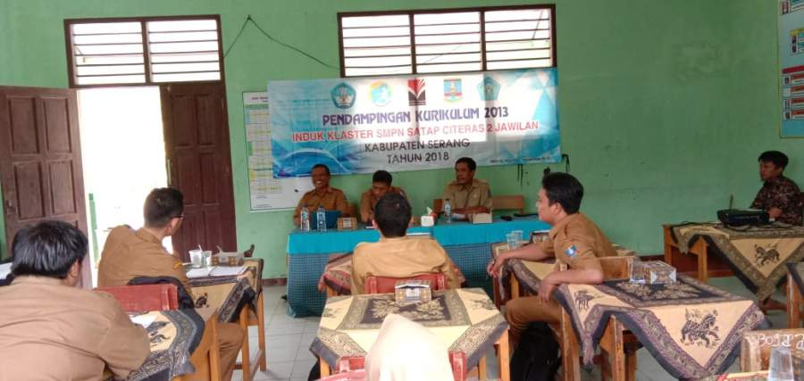 Delapan Sekolah Ikuti Pendampingan Kurikulum 2013