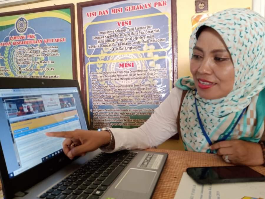 Permudah Administrasi, Kelurahan Kasunyatan Gagas Program SIAP
