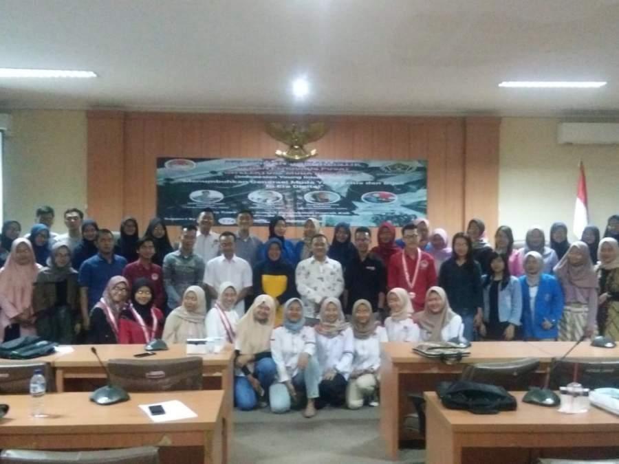 Latih Jurnalis Mahasiswa, ITMI Gandeng PWI Kabupaten Tangerang