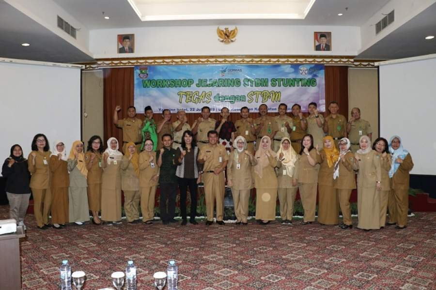 Sekda Buka WorkShop STBM