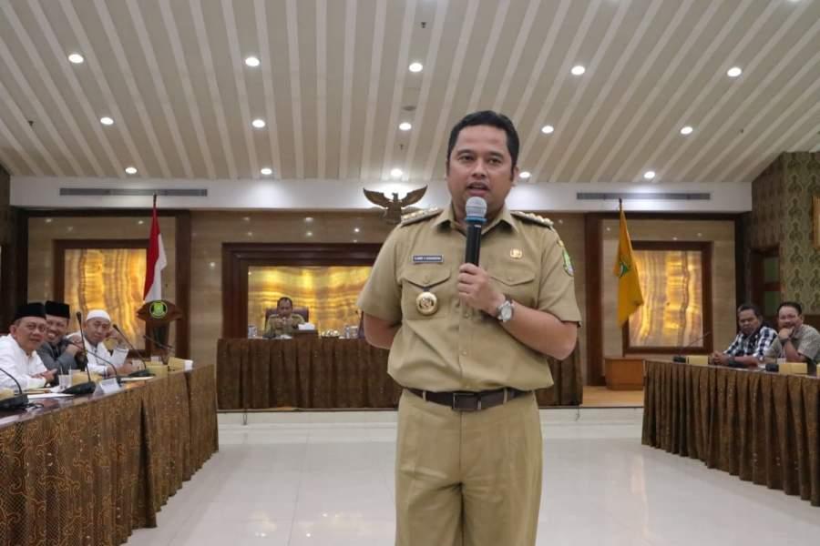 Walikota Tangerang Siap Fasilitasi Pembentukan PPPSRS di CBD Ciledug