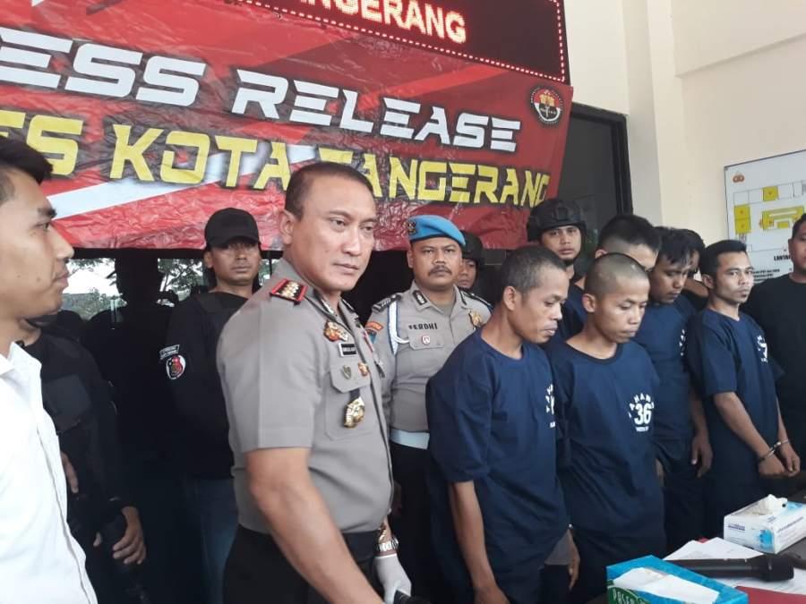 Pelaku Perampokan dan Pembunuhan Sopir Taksi Di Jayanti Dibekuk Polisi