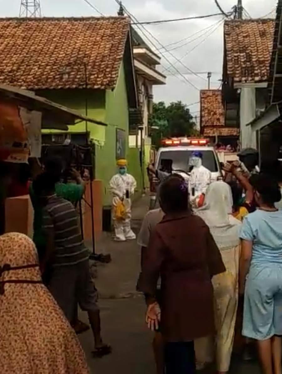 Hasil Swab Pasien OTG Ibu Rumah Tangga Di Kota Serang Terkonfirmasi Covid 19